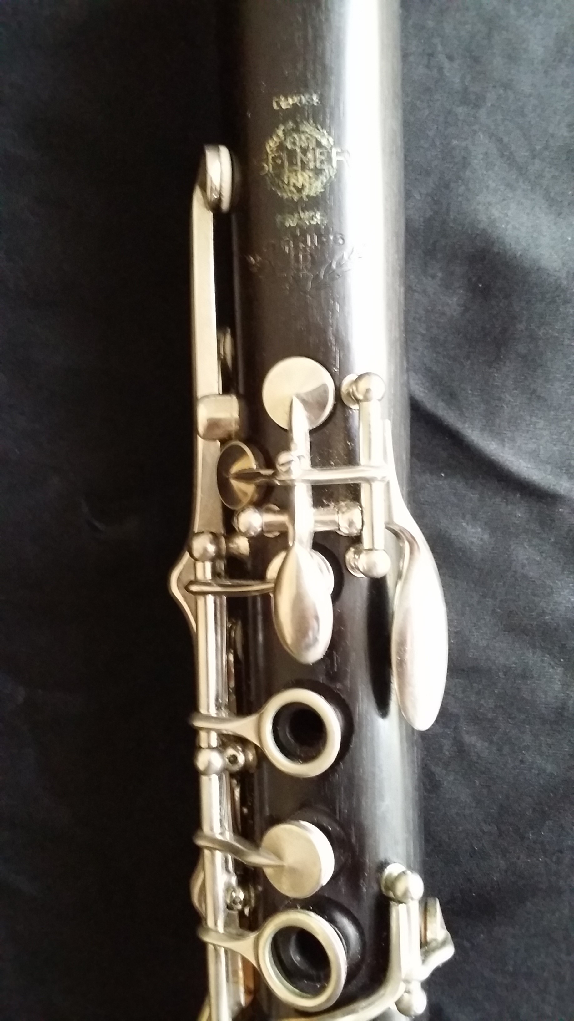 Bb clarinet Selmer Paris Seies 9 - large bore
